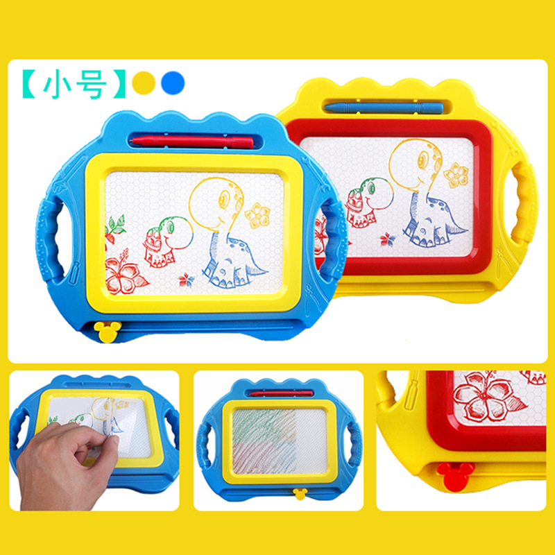 # Sketchpad Children Magnetic Drawing Board Color Magnetic Drawing Board Infant Graffiti Writing Board Magnetic Pen Set Children