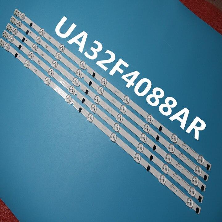 FOR Samsung Ue32f5000 D2GE-320SCO-R3 UA32F4088AR Backlight LUMENS D2GE-320SC0-R3 650MM 9 Lamp Beads Article 32 Inch LCD TV Lamp
