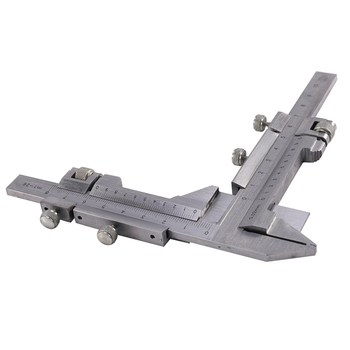 M1-26 Gear Tooth Caliper Toothed Wheel Measure Precision Vernier Caliper Gauge Gear Tooth Measurement