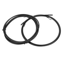 цена на Bicycle Brake Line Tube Hose Transmission Shift Line Cable Wire Feeding Tube 4 Meters Bulk