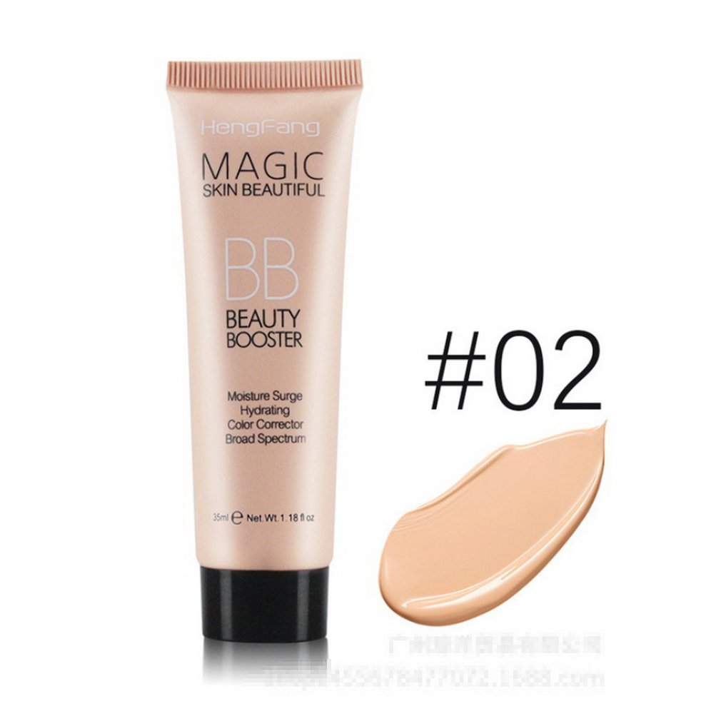MAGIC Natural Concealing BB Cream Whitening Moisturizing Concealer Nude Foundation Makeup Women Face Beauty