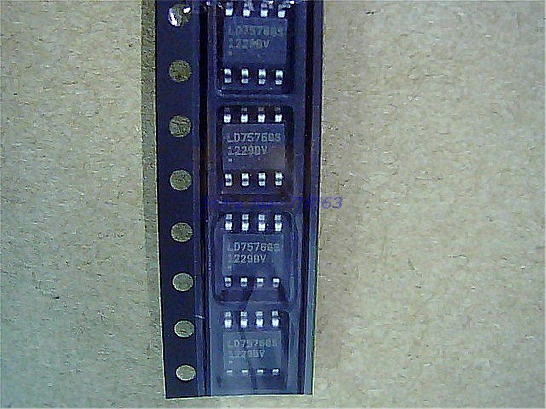 10pcs/lot LD7576GS LD7576 SOP-8 In Stock