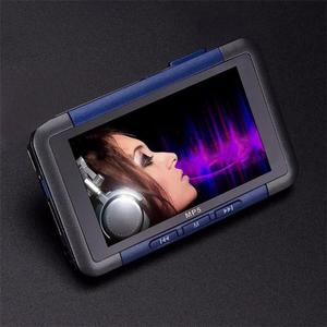 Image 4 - 3 8G 16G ضئيلة LCD HD 720P MP5 الفيديو الموسيقى ميديا بلاير FM راديو لاعب 1280x720 دعم MP3 AAC WMA WMV FLAC MIC مسجل