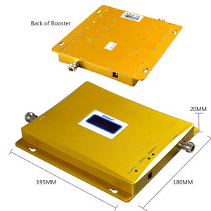 Image 4 - lintratek 3G gsm900 Repeater GSM WCDMA 2100 Cellphone Signal Amplifier Booster 2g 3g Cellular Voice Internet 2100 Amplifier S55