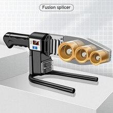 ACCO 20-63 мм 220 В разъем переменного тока 800 Вт аппарат для сварки ПВХ труб ppr трубы сварочный аппарат с цифровым дисплеем устройство для пластика