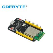 Ebyte E73-TBB nRF52832 2 4GHz siatka sieciowa BLE 5 0 4 2 moduł IoT SoC 4dBm płyta testowa tanie tanio CDEBYTE