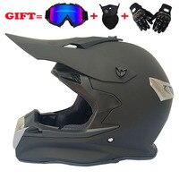 Cross country Helmet Speed Drop Helmet Locomotive Cross country Helmet Four Seasons Motorcycle Helmet Goggles Mask Glove