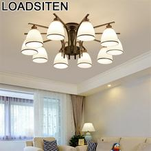 Sufitowe Avize Lampara Techo Colgante Moderna Lamp Sufitowa Room Luminaria De Teto Plafondlamp Plafonnier Ceiling Light