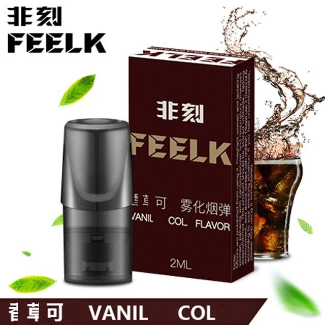 vanill col