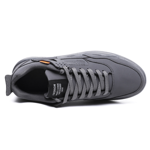Image 5 - Hot Sale Running Men Shoes Light Breathable Comfortable Casual Non slip Wear resisting Height Increasing 3CM Man Sneakers