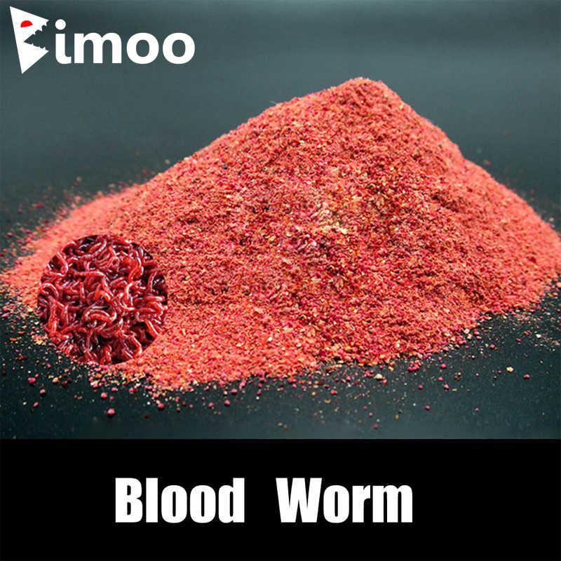 Angelgerät 50G Blutwurm Pulver FischZJP