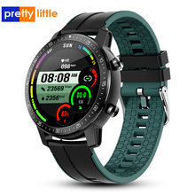 PP30 Smart Watch Men Women IP68 Waterproof Long Battery Life smartwatch HR/BP Heart Rate Fitness Tracker for IOS Android Watch(China)