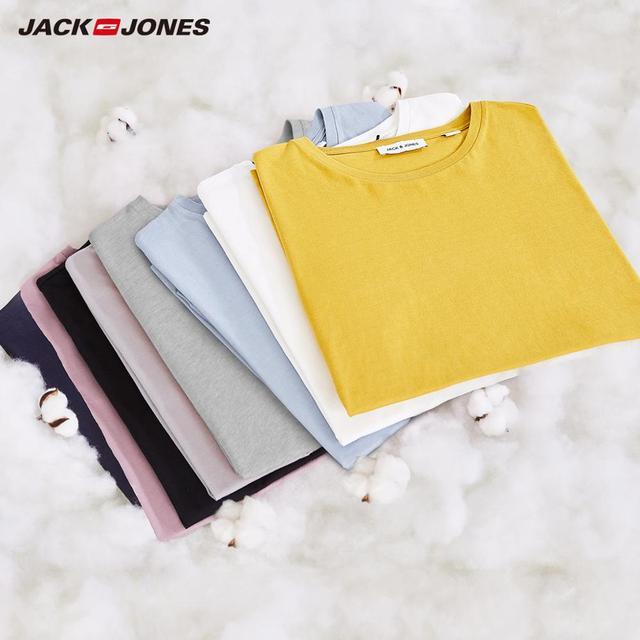 Camiseta de algodón de Jack & Jones 2
