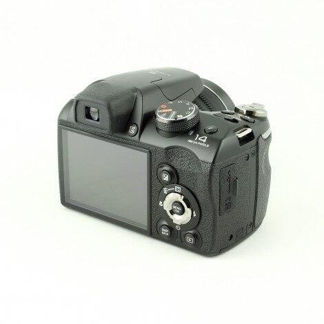 Usado, cámara Digital FUJIFILM FinePix S4500 (negro) Relojes deportivos para exteriores SYNOKE, relojes de pulsera digitales para correr y escalar para hombres, reloj militar resistente a la alarma de impacto resistente al agua