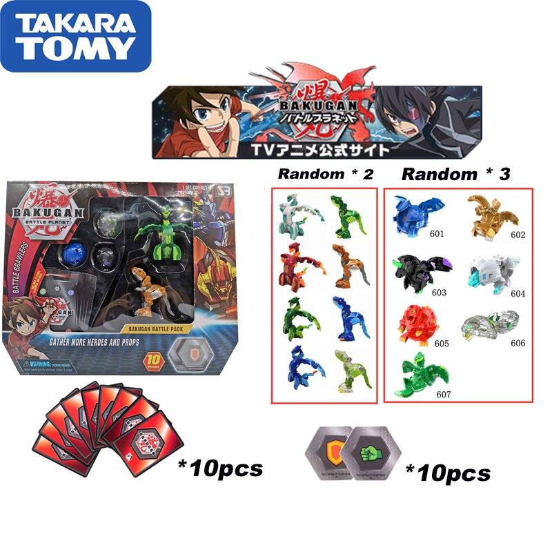 TOMY BAKUGAN NEW Bakugan Toupie Metal Fusion With Monster Ball Gyro Athletics Toys