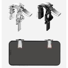 Лидер продаж L1 R1 PUBG мобильный кнопочный джойстик для iPhone Android L1R1 Кнопка стрельбы игра джойстик геймпад ключ