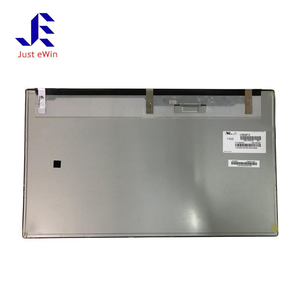 Original LTM200KT10 LTM200KT12 Lcd Monitors 60Hz Antiglare Screens In Stock New 20 Inch 1600*900 Display