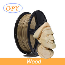 Wood Filament 1.75 Pla 1.75Mm 1Kg 3D Printer Printing Wire Filaments For 1 -F- 75 Plastic Thread Coils Gold Threads Mm