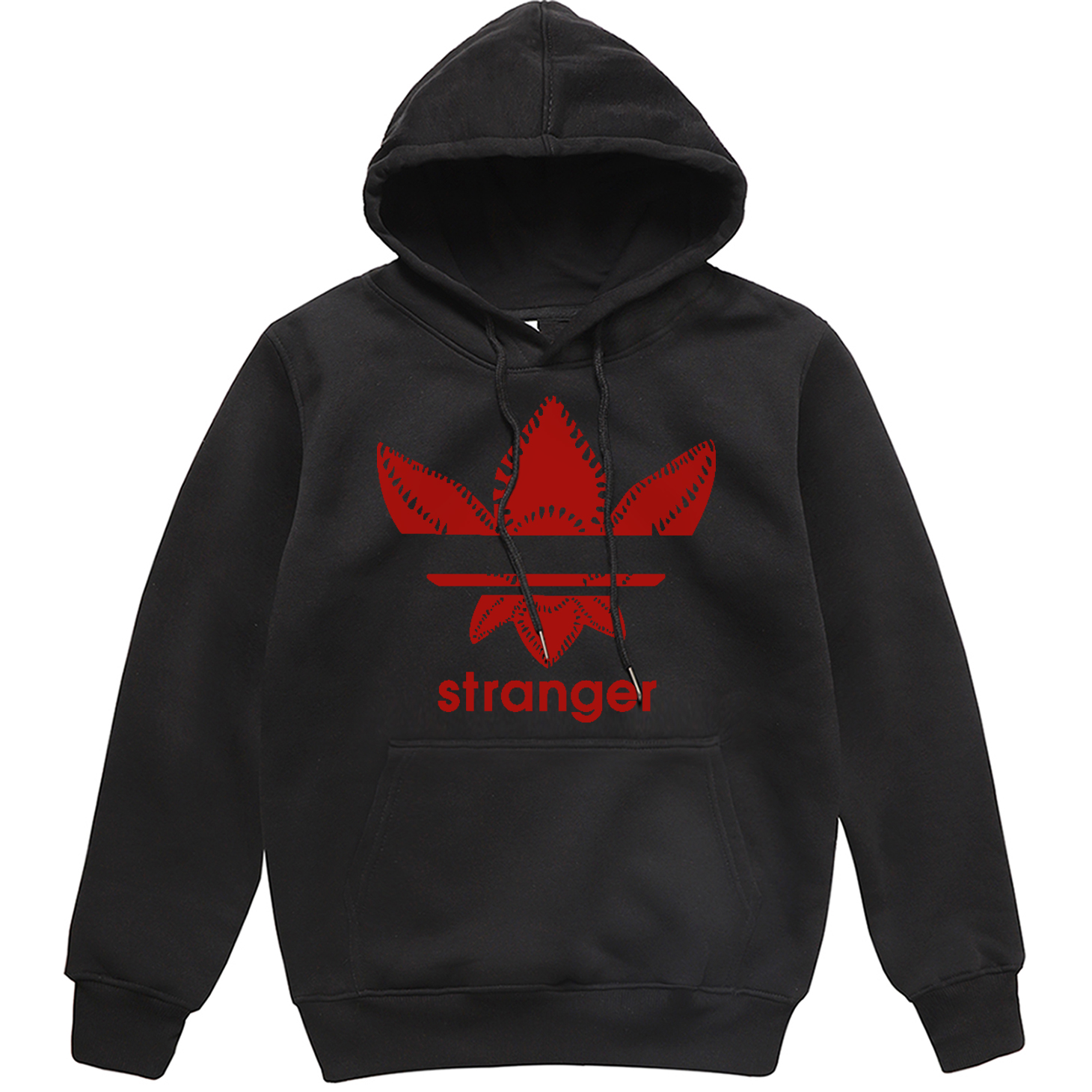 Stranger Things Season 3 Hoodies Men Autumn Winter Fleece Warm Hooded Sweatshirt Male 2019 Hot Streetwear Men's Hoodie Harajuku