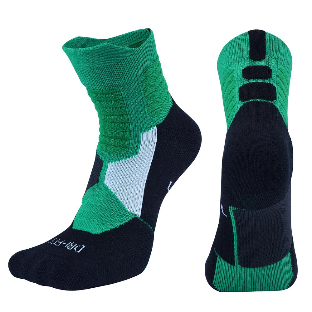 Professional Basketball Socks Men Cycling Sports Socks Cotton Breathable Men's Sock For Outdoor Sports Fitness Running