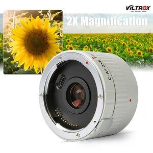 Image 2 - Conversor de lente para canon ef, conversor de lentes para canon ef 5d ii C AF 2xii m câmera 1200d 750d dslr