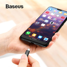 Baseus RO2 Type-C Jack Universal IR remote control for Samsung Xiaomi Smart infrared remote control for TV aircondition STB DVD(China)
