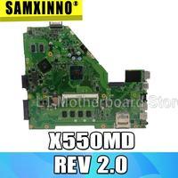 X550MD GT820M 2GB mainboard para ASUS REV 2.0 X550MJ X550M X552M Y582M X550MD X550MJ N2840 X552M Motherboard CPU 2.167 GHZ