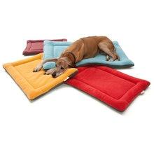 Animal de estimação cama colchão cão gato almofada tapete macio quente almofada para grandes cães médio retângulo lavável portátil pet cobertor cama perro