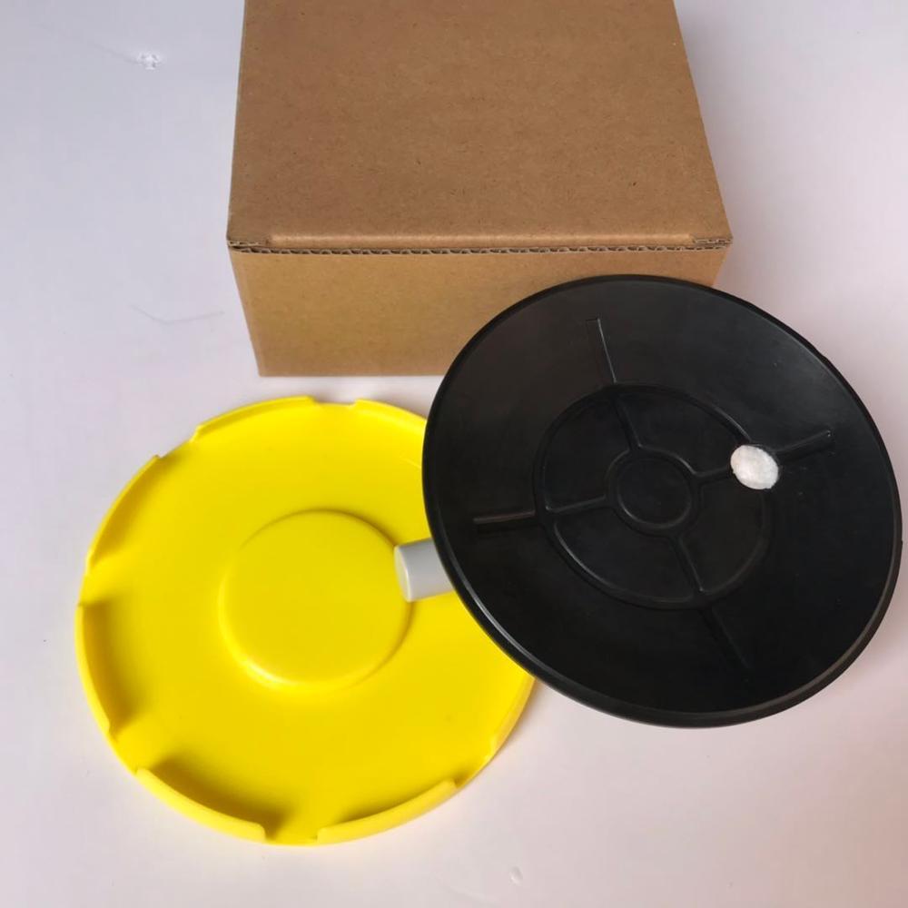 Tools : 6inch single vacuum pump for stone seam setter