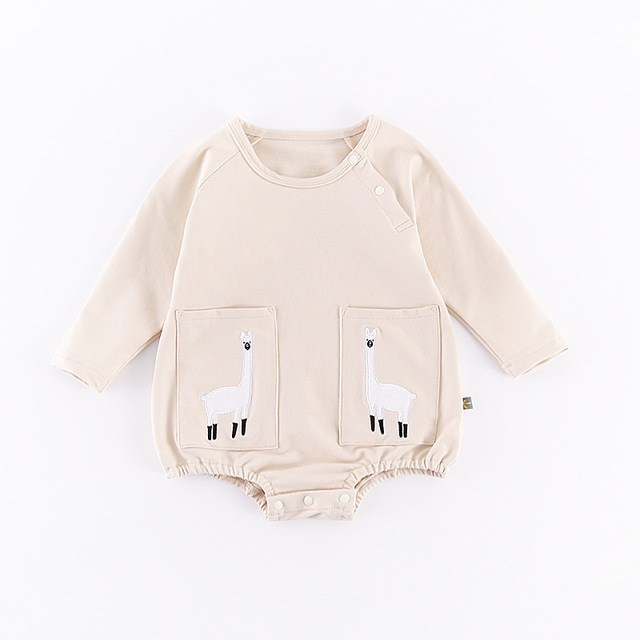 Baby Boy's Cartoon Clothing Set 5