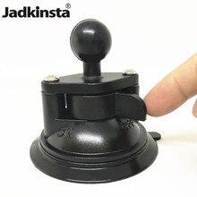 Jadkinsta Diameter 80Mm Base Autoruit Twist Lock Zuignap Om 1 Inch Bal Mount Voor Gopro Camera Smartphone