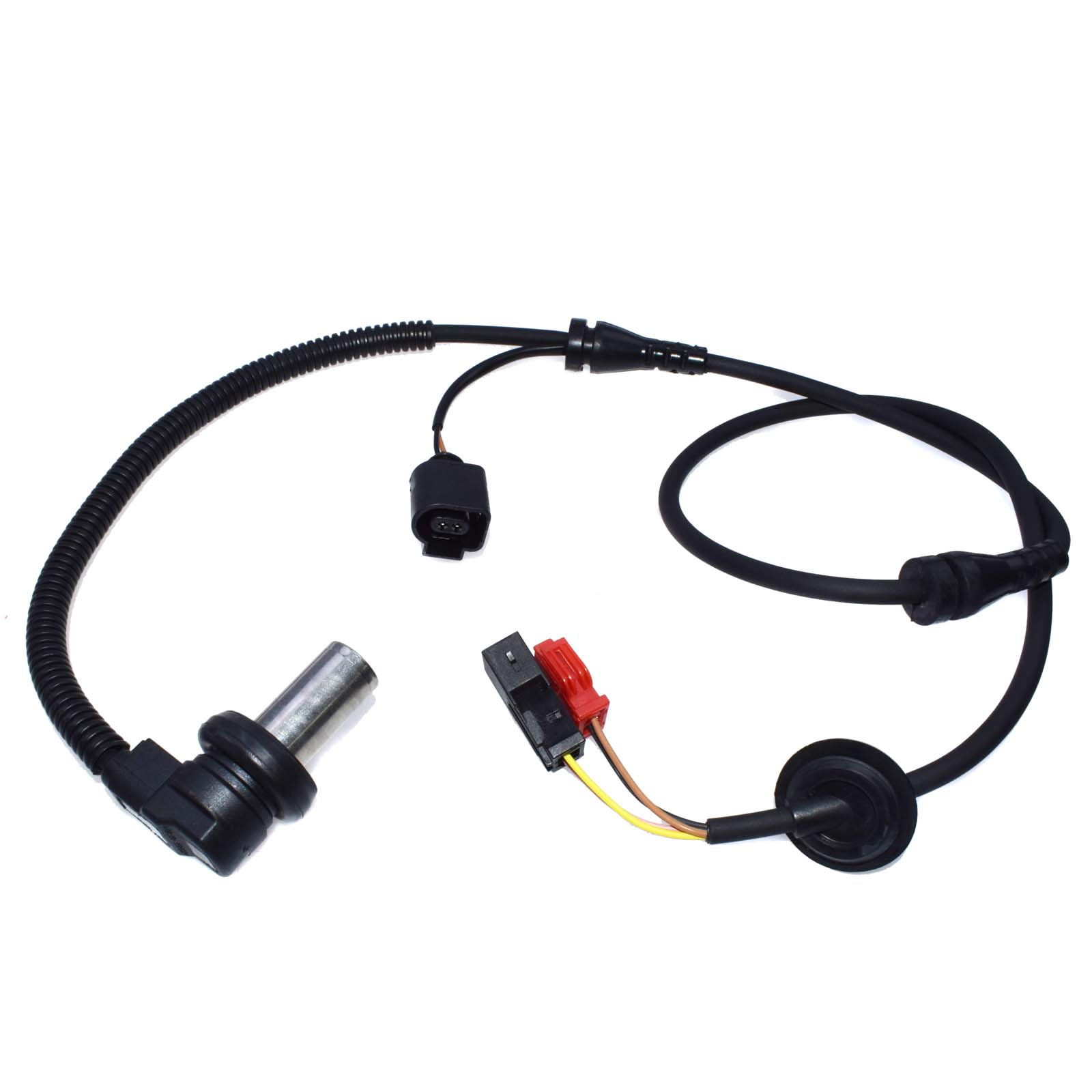 2 Front Left /& Right ABS Speed Sensor For Audi A4 Quattro 1.8L 2.8L 2000-2001