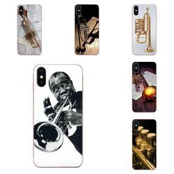 На Алиэкспресс купить чехол для смартфона baker us jazz piccolo trumpet brass instruments for xiaomi redmi mi 4 7a 9t k20 cc9 cc9e note 7 8 9 y3 se pro prime go play