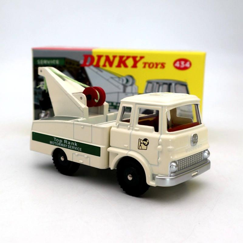 ref 434 au 1//43 de dinky toys atlas camion Bedford TK dépanneuse
