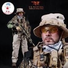 Figuras de acción de US Navy Seal Battle of Abbas, juguetes Mini Times M005 1/6, colecciones de figuras de soldados masculinos