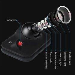 2 светодиодный инфракрасный свет 360 градусов CCD HD Автомобильная камера заднего вида Фронтальная камера переднего вида сбоку Парковка Резерв...