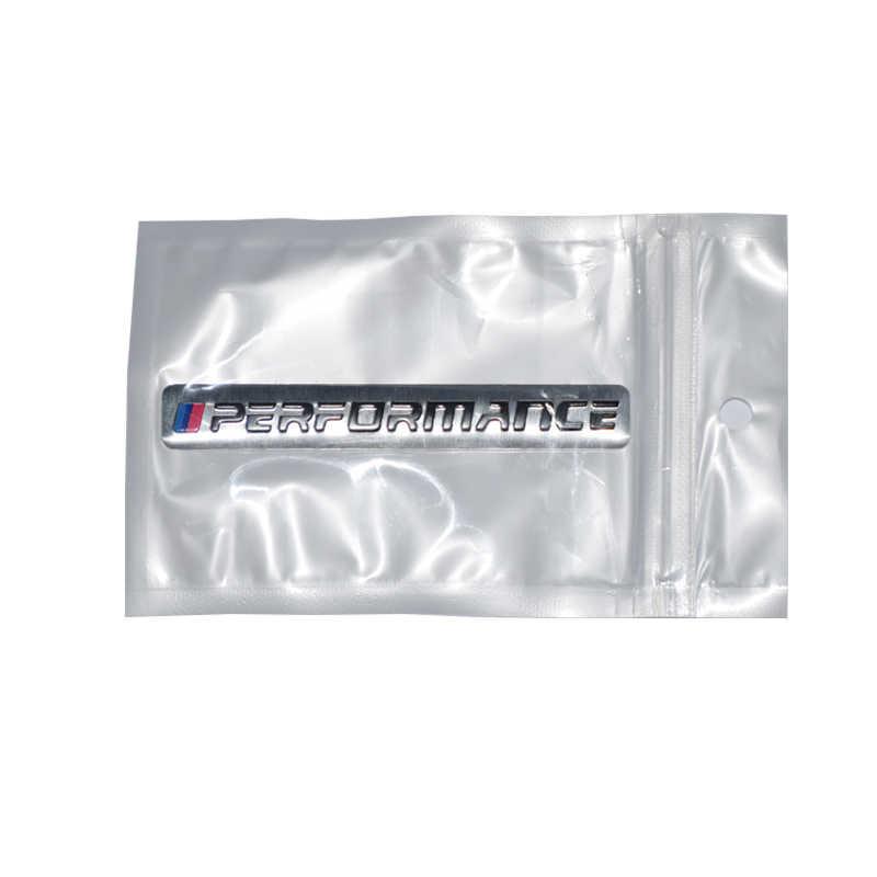 SRXTZM جديد سيارة ملصق الأداء رياضة السيارات شعار معدني الألومنيوم شعار شواء شارة لسيارات BMW E34 E36 E39 E53 E60 E90 F10 F30 M3