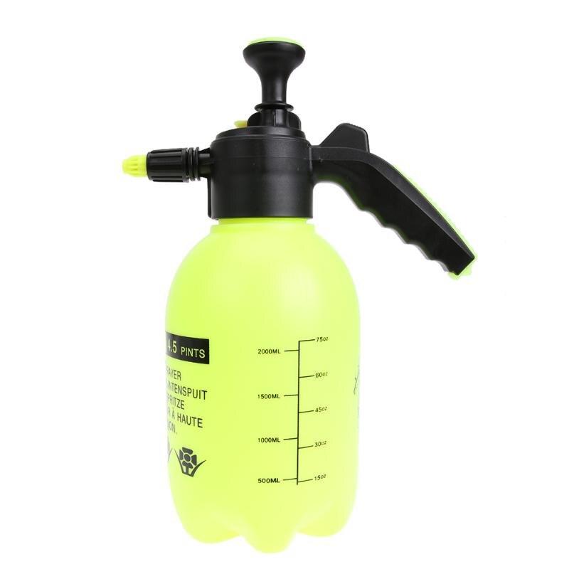 1/2/3L Hand Pressure Trigger Sprayer Bottle Garden Spray Bottle Plant Irrigation Watering Can Sprayer Kettle Flowers Garden Tool