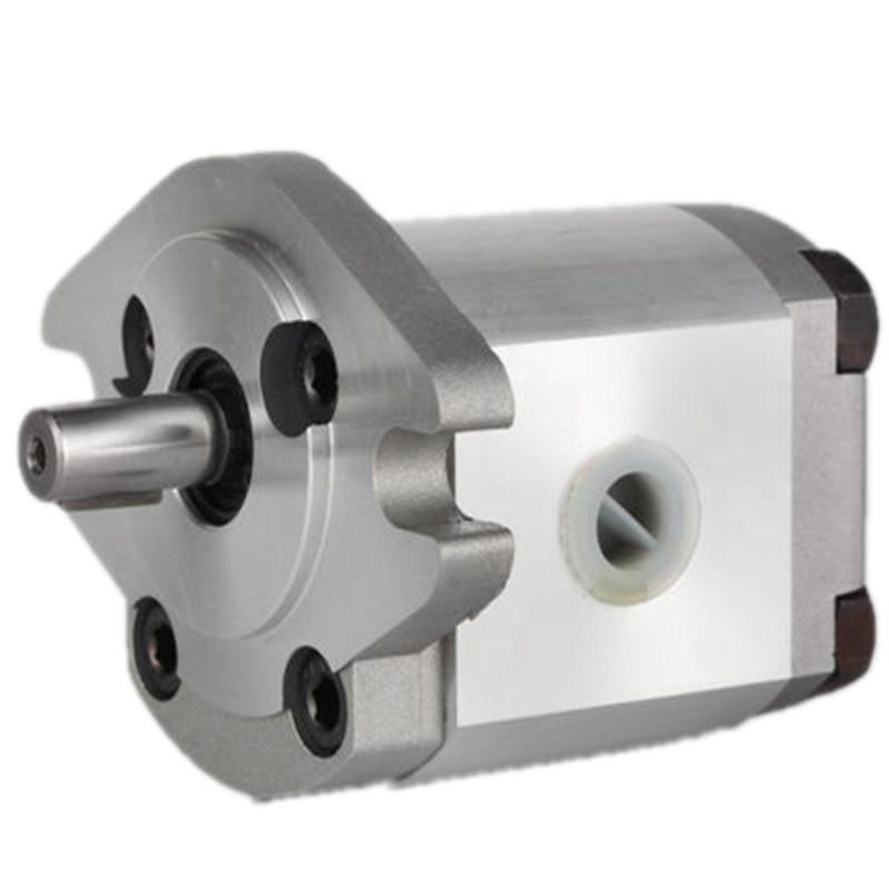 Mini oil Gear pump HGP Series HGP-1A-F0.5L HGP-1A-F0.8L HGP-1A-F1L HGP-1A-F2L HGP-1A-F2.6L aluminum High Pressure Hydraulic Pump фото