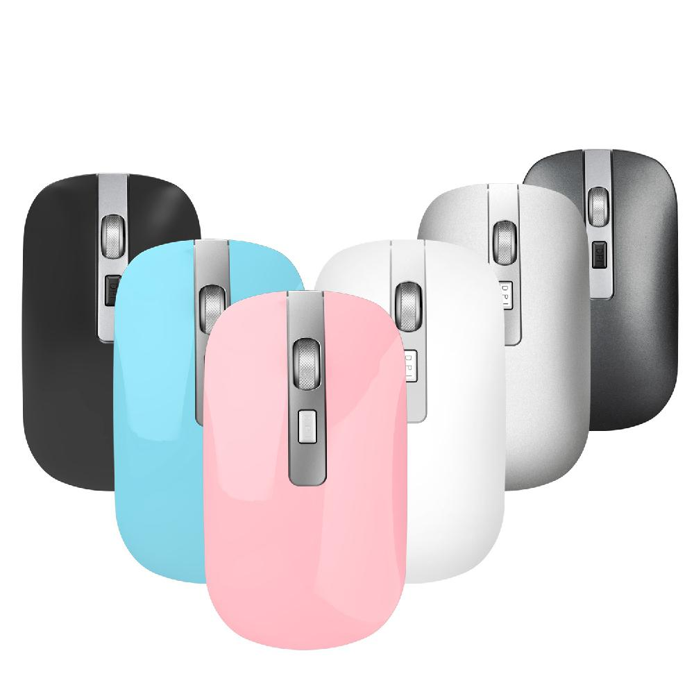 BEESCLOVER M30 Wireless Mouse Silent Mute Design 1600 DPI Ergonomic 2.4G Wireless Mouse Noiseless For PC Laptop D30