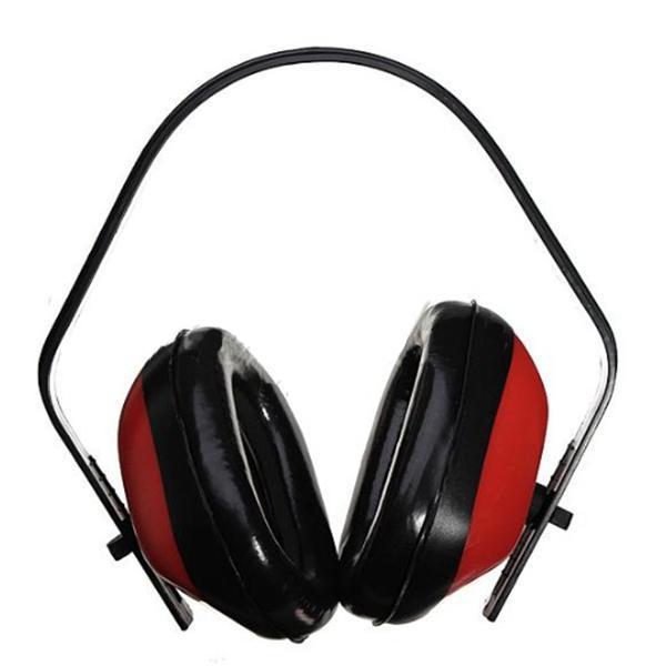 Soundproof Anti Noise Earmuffs Mute Headphones For Study Work Sleep Ear Protector With Foldable Adjustable Headband