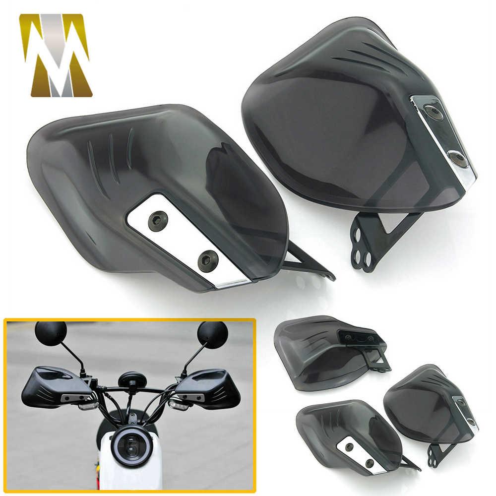 Универсальный мотоциклетный наручник для Kawasaki для Yamaha Suzuki мотоциклетный руль ручной щиток для велосипеда внедорожный грязезащитный пылезащитный