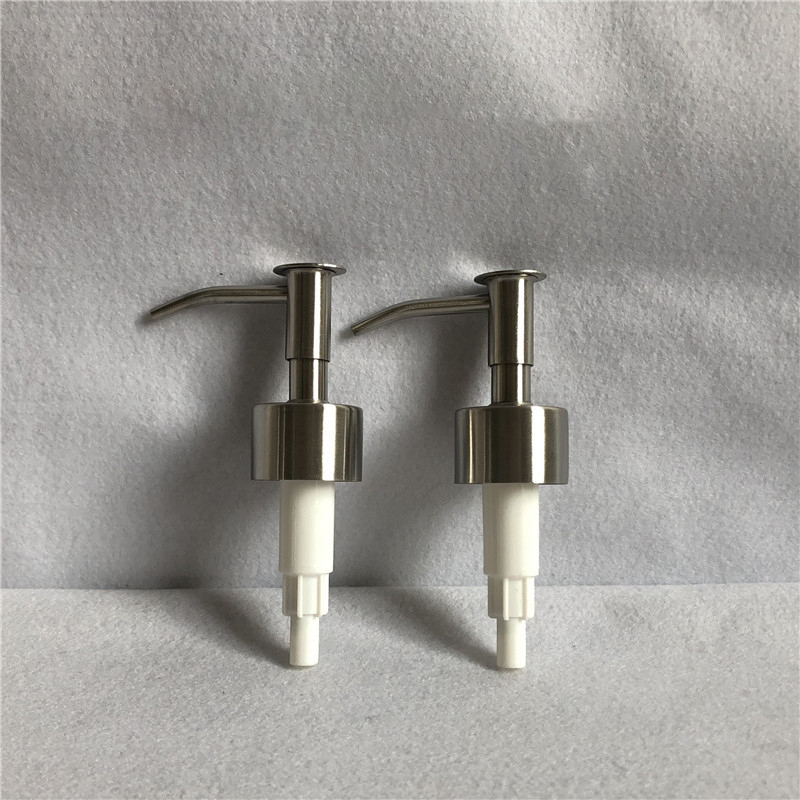 Stainless Steel Manual Hydraulic Pump Liquid High Pressure Nozzle Head Syrup Special Pump Pressure Nozzle in Liquid Soap Dispensers from Home Improvement
