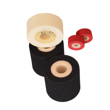 Black Diameter 36mm Height 16mm hot printing ink rolls for roller coding machine