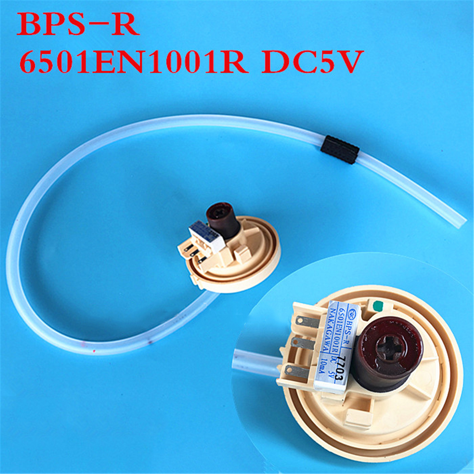 Replacement Water Level Pressure Sensor Switch For LG Automatic Washing Machine  BPS-R 6501EA1001R Controller Switch