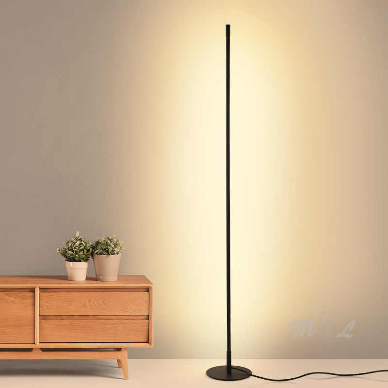 Led Floor Lamp Modern Standing