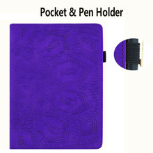 Leather Leather Tablet ProCase for Samsung Galaxy Tab Tab A6 10.1 SM-T580 SM-T585 T580 T585 Cove Case