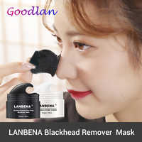 LANBENA Blackhead Remover Mask Black Peeling Nose Mask Acne Removal Treatment Face Repair Deep Cleansing Skin Care Beauty