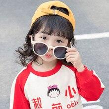 2019  fashion children kids sunglasses boys girls baby child safety sun glasses oculos infantil UV400