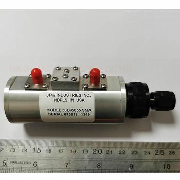 2watt 0-30dB Manual Attenuator DC-2000Mhz 50 Ohms Dual Rotary 1dB Steps SMA Female 50DR-055 DUAL ROTARY ATTENUATOR 0 To 30dB
